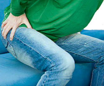 bursitis de cadera sintomas
