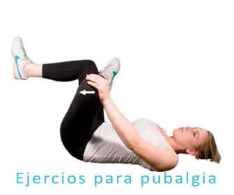 ejercicios pubalgia