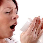 Síntomas de rinitis alergica