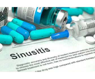 medicamentos para sinusitis