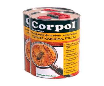 productos antitermitas Corpol