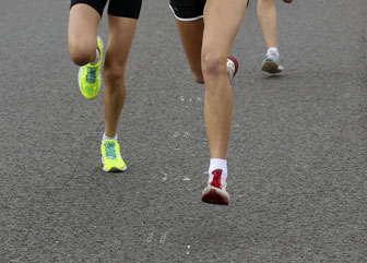 volver a correr despues de un edema oseo